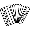 Znalezione obrazy dla zapytania akordeon grafika