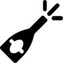 Butelka szampana