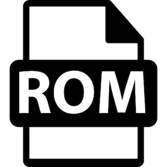 Format pliku rom