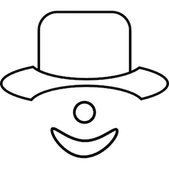 Joker, symbol ios 7 interfejs