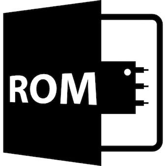 Rom symbol format pliku