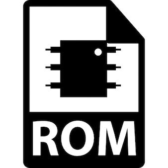 Rom wariant format pliku