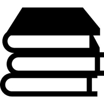 Stos książek