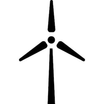 Wiatrak generator ekologiczny