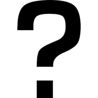 Znak znak zapytania