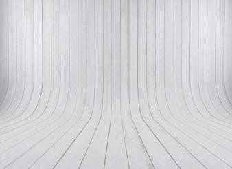 Biały Drewno tekstury tła projektowania