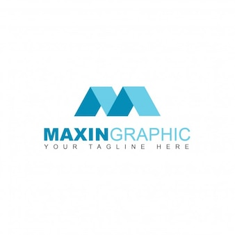 Maxin Graphic Logo