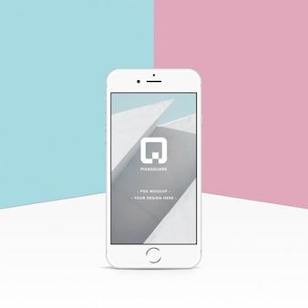 Projekt do makijażu Iphone