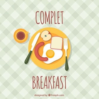 Śniadanie Complet