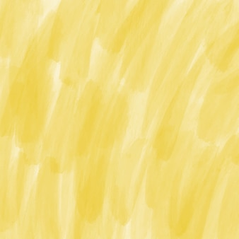 Żółty abstrakcyjne Akwarele wektora
