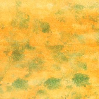 Żółty kolor wody powitalny tła tekstury