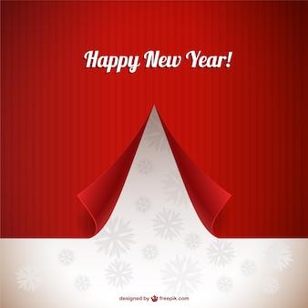 3d nowego roku karty