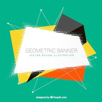 Abstrakcyjne geometryczne tle