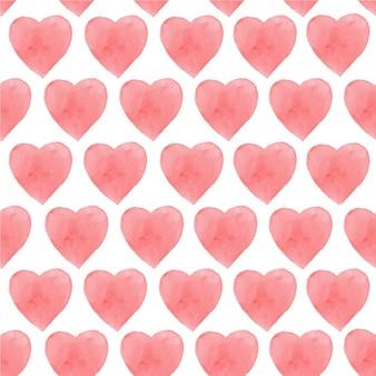 Akwarele serca wzorca projektowego