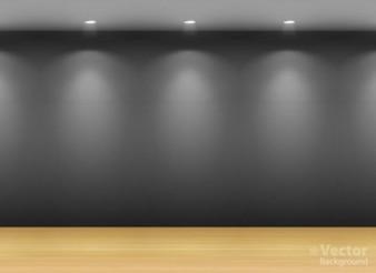 Bezpłatne wyświetlacz galeria background srebrny czarny kwadrat muzeum sztuki światło jasne