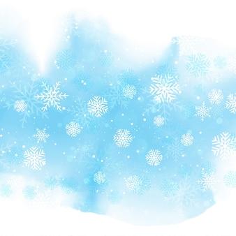 Boże Narodzenie śnieżynkami