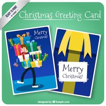 Boże Narodzenie karty z pozdrowieniami