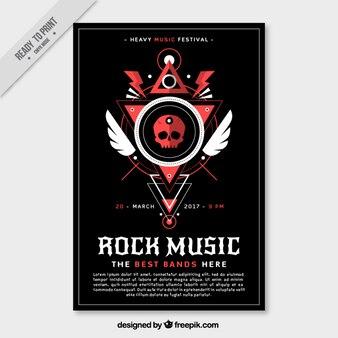 Broszura rock