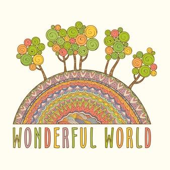 Cudowny świat