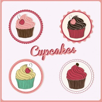 Cupcakes projekt