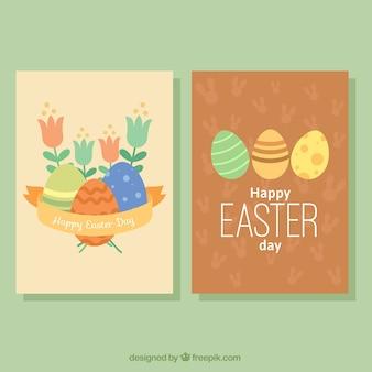 Dzień Wielkanocy Greeting Card Pakiet
