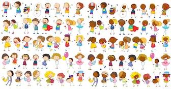 Dzieci kulturalne