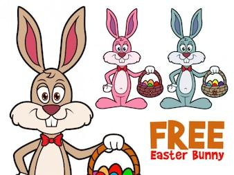 Easter Bunny Postacie