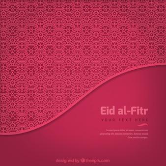 Eid al-fitr ozdobnych mozaiki tła