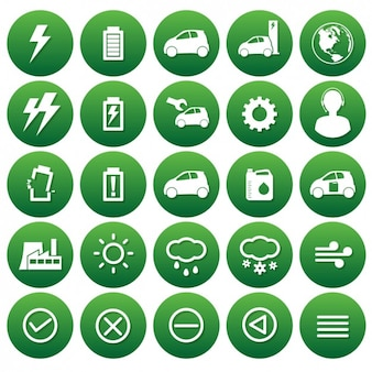 Ekologia Icon Collection