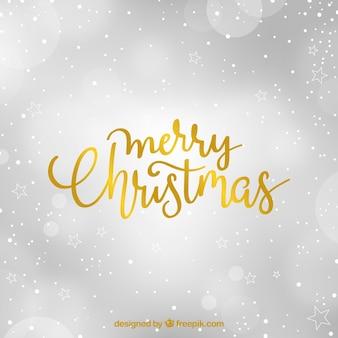 Elegancki niewyraźne tło dla Wesołych Świąt