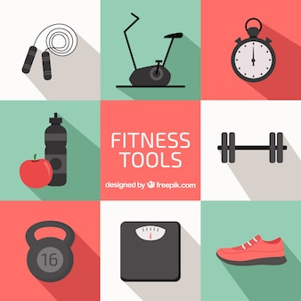Elementy fitness kolekcji