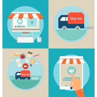 Elementy zakupy online