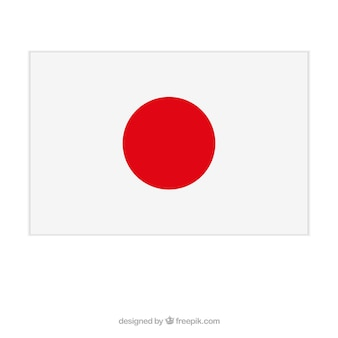Flaga japoński