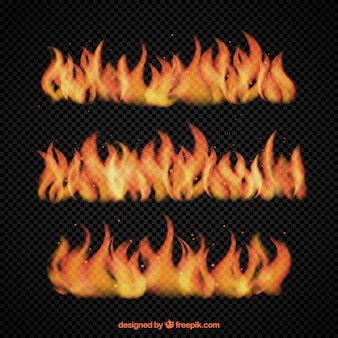 Granice ogień