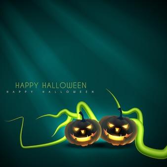 Halloween pozdrowienia projektu