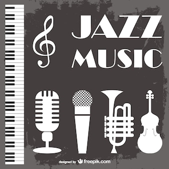 Jazz wektorowe