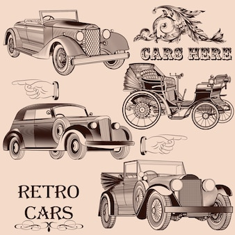 Kolekcję zabytkowych samochodów