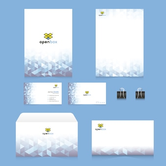 Kolekcja biurowa dla firm