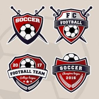 Kolekcja logo sportowe
