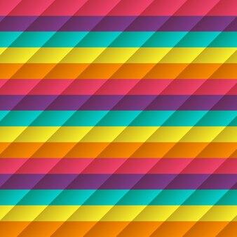 Kolorowe tło linia