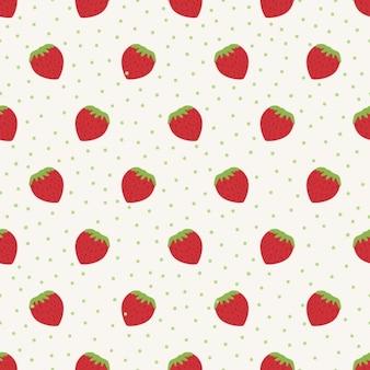 Konstrukcja Owoce wzór