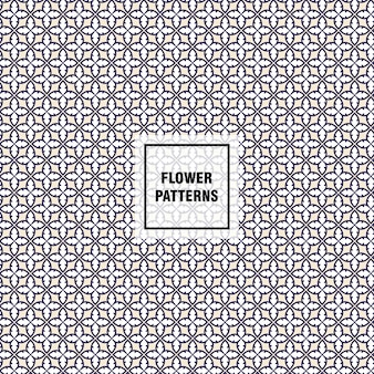 Kwiat wektora wzór do dekorowania t? a strony internetowej i tekstury powierzchni