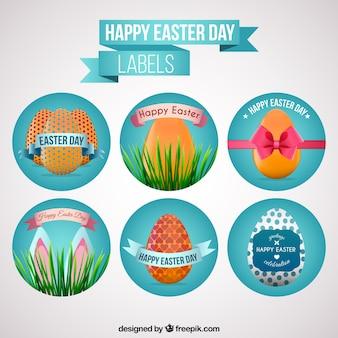 Label Collection dzień Wielkanocy