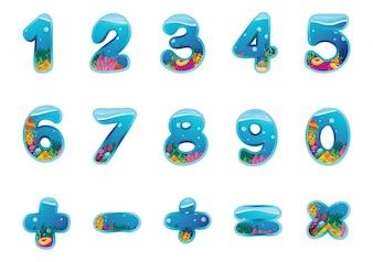 Liczby i znaki