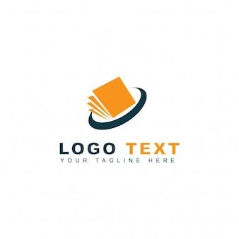 Logo sklepu z książkami