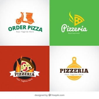 Logos zestaw pizzerii
