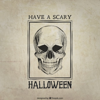 Mają Scary Halloween