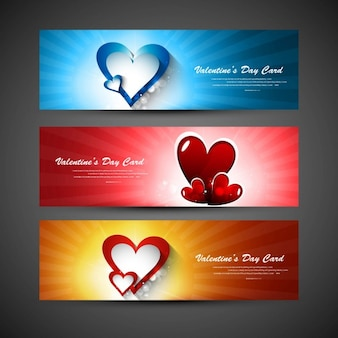 Nagłówki Walentynki
