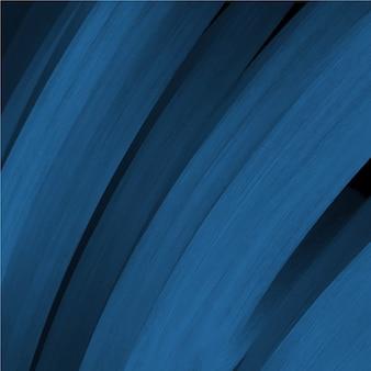 Niebieskim tle wektora