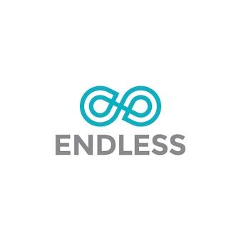 Niekończące się Logo Symbolu